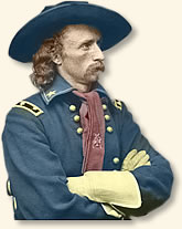 Custer Coloured Image