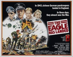The Eagle Has Landed Poster