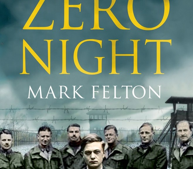 Zero Night US Cover