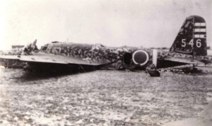 Japanese_Suicide_Plane_on_Okinawa