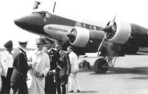 Hitlers Plane