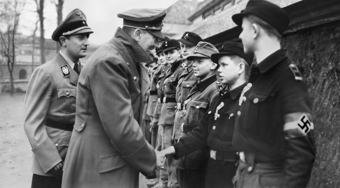 Hitler March 1945