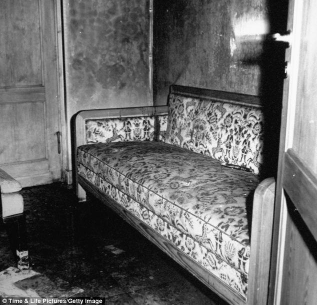 Hitler S Berlin Bunker Then Amp Now Mark Felton