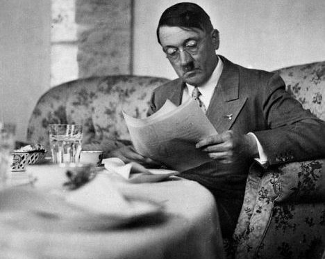 Manadatory Credit: Photo by Roger-Viollet / Rex Features (521443a)  Adolf Hitler  VARIOUS