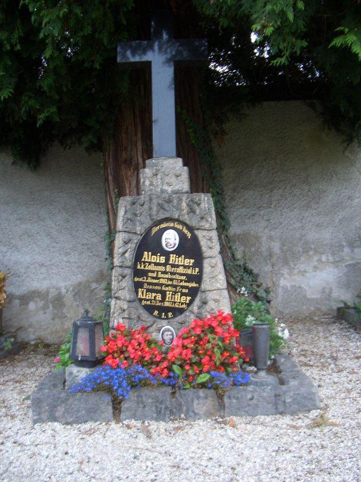 Hitler grave